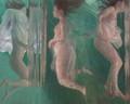 2021.3.3 画家のまなざし展 (2) 田中宏治さん『Breeze in Water』 1840-1470