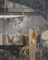 2021.3.3 画家のまなざし展 (4) 田中宏治さん『Collage of Life』 1470-1840