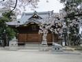 2021.3.27 (1) 古井神社 - さくら