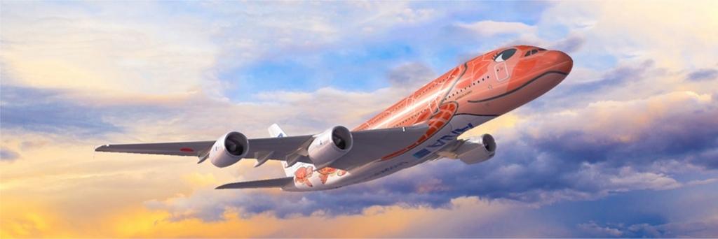 FLYING HONU:ハワイの「夕陽」 サンセットオレンジ
