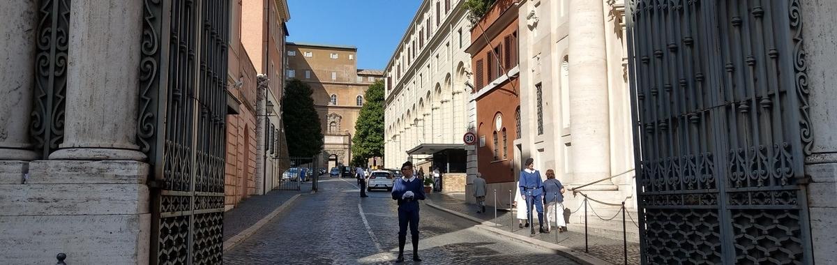 ローマからフィレンツェへ
