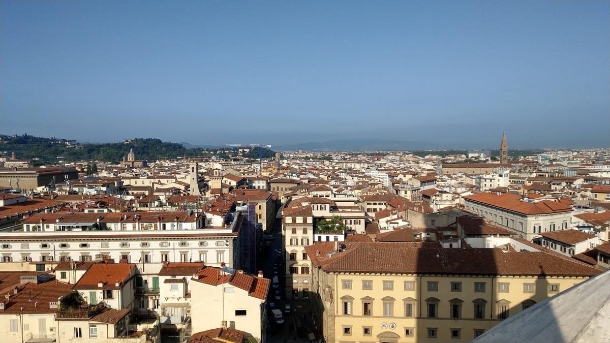 フィレンツェ観光 ジョットの鐘楼