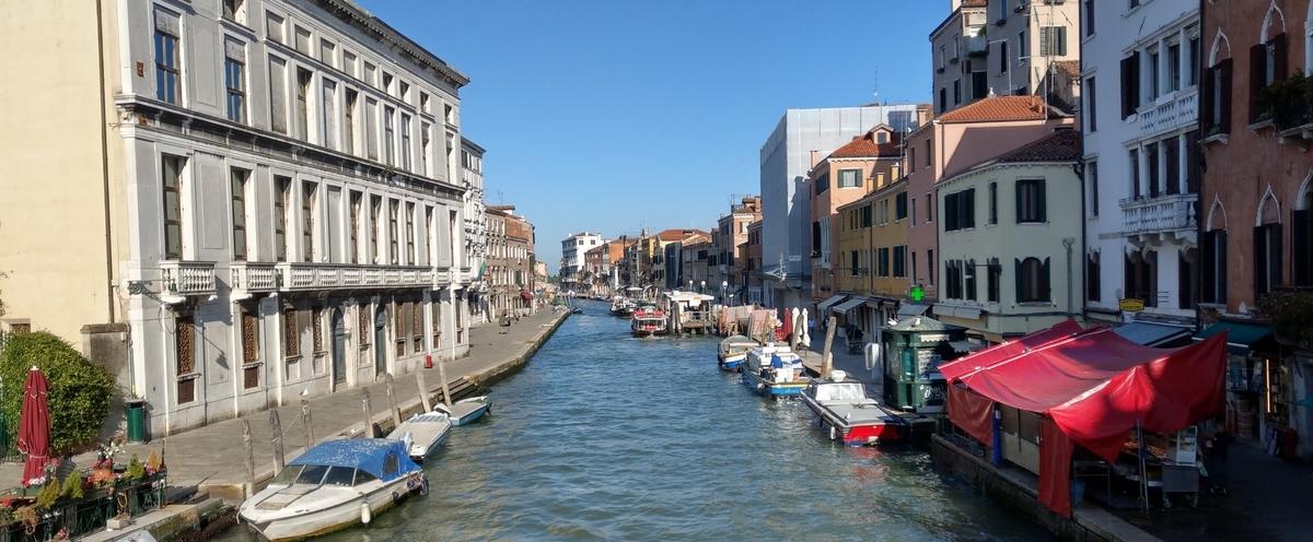 ヴェネツィア観光1