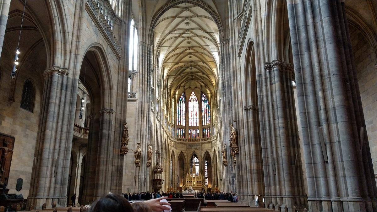 マイルを貯めて一人旅|聖ヴィート大聖堂