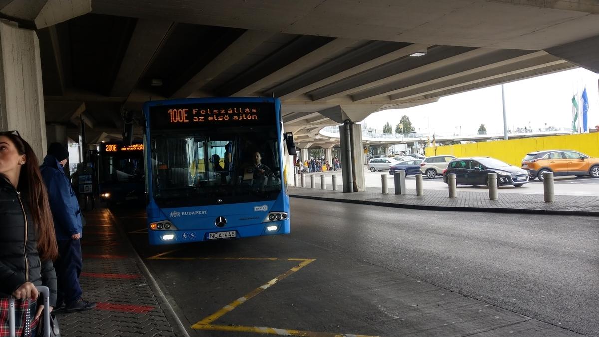 マイルを貯めて一人旅|100Eバス