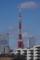 [東京タワー][台風一過][台風15号]