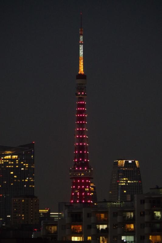[2017年09月30日][東京タワー][ダイヤモンドヴェール]