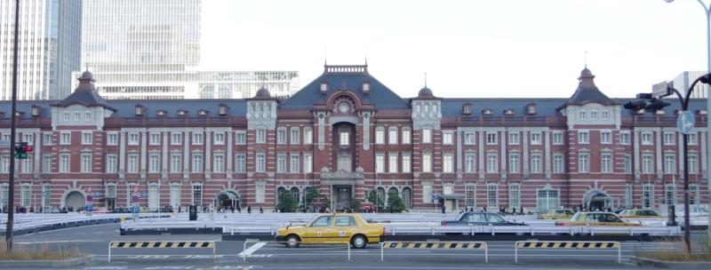 [2016年12月01日][東京駅][丸の内]