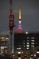 [2020年11月20日][PENTAX K-3][東京タワー][ダイヤモンドヴェール][ありがとう!ニッポン]