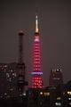 [2020年09月22日][PENTAX K-3][東京タワー][ダイヤモンドヴェール][秋分の日]