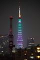 [2020年08月07日][PENTAX K-3][東京タワー][ダイヤモンドヴェール]