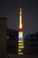 [2021年04月19日][PENTAX K-3][東京タワー][ダイヤモンドヴェール]