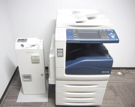コピー・faxコーナー