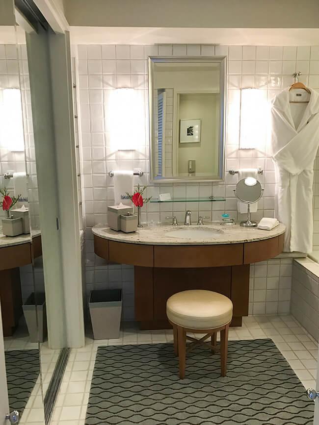 バスルーム概観