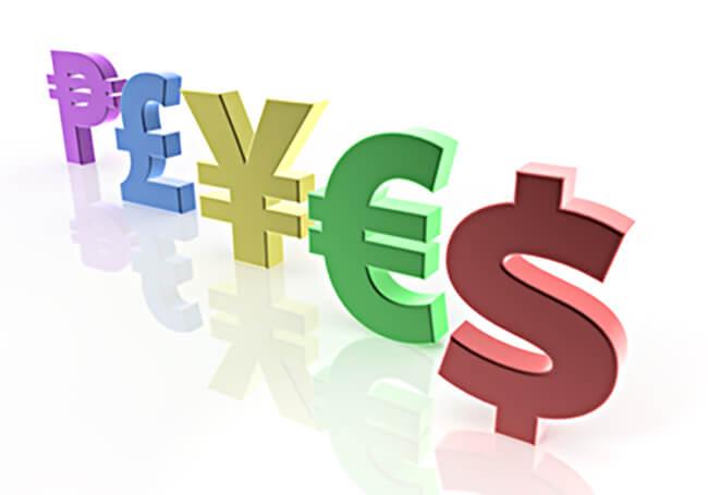 fxのイメージ:通貨