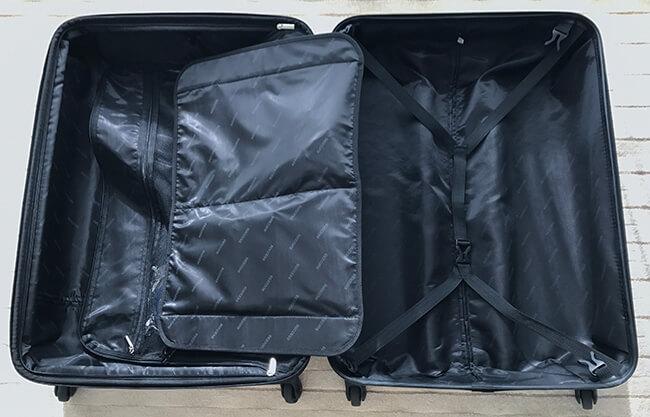 サクセス・スーツケース中の右側