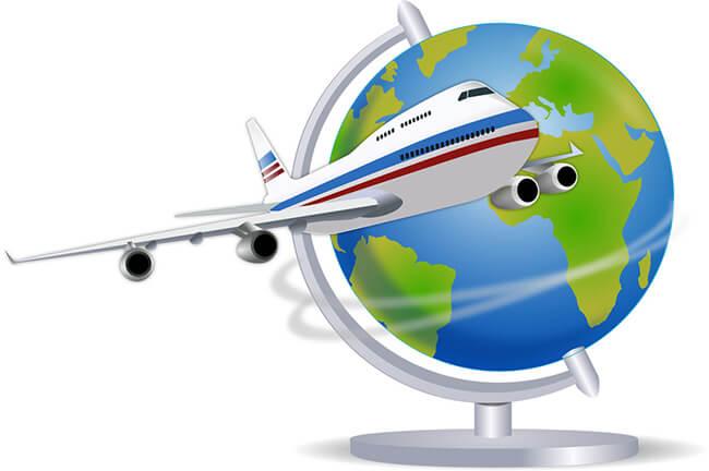 飛行機旅の歴史