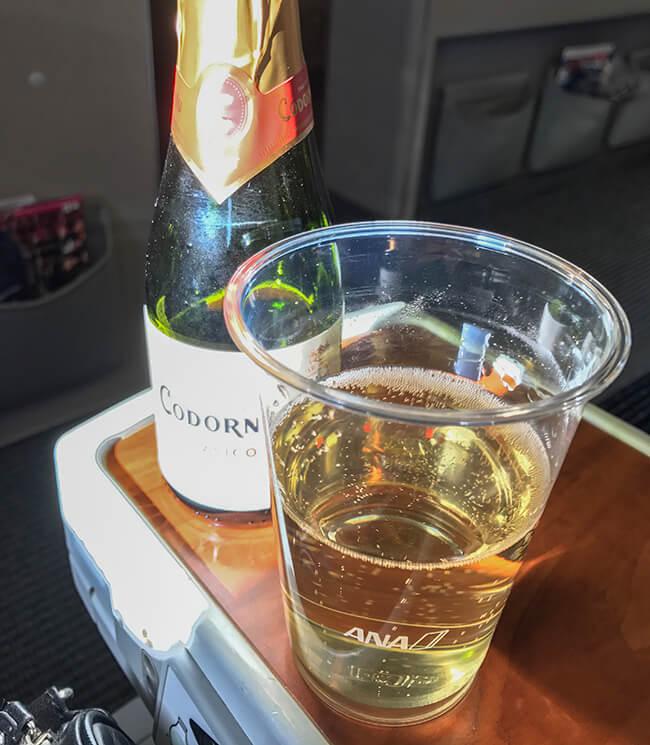 プレミアムクラス・スパークリングワイン