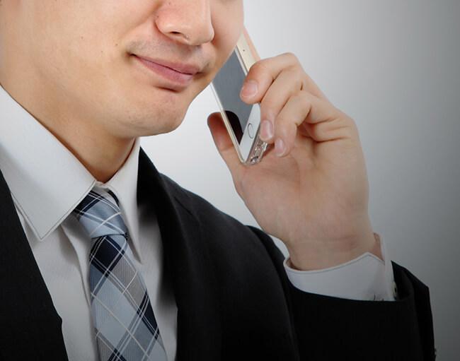 臨時増額手続きを誤ったらデスクへ電話
