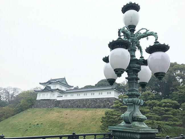 皇居・伏見櫓