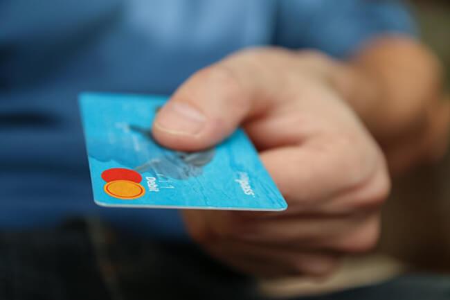 私のクレジットカード