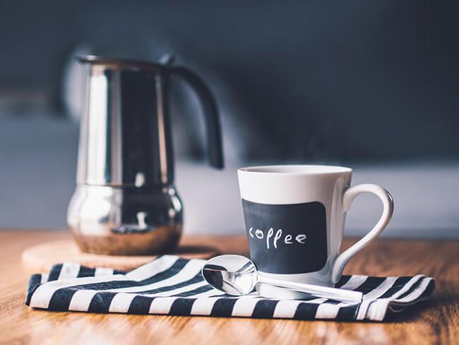 始まりは1杯のコーヒー