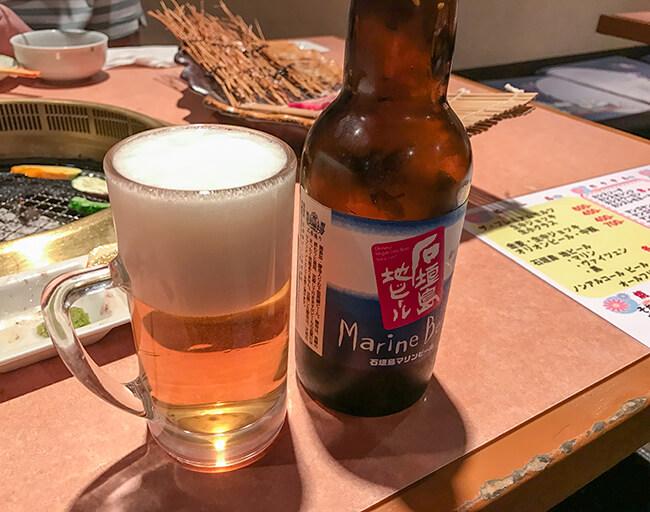 石垣島マリンビール