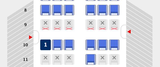 ana国内線座席指定