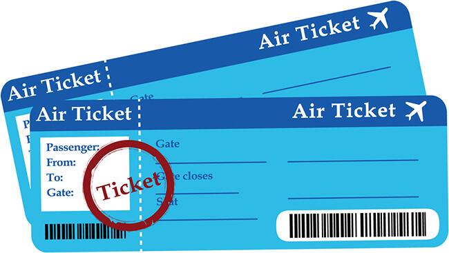 スカイコインで航空券を有償購入