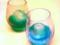北一硝子の変色グラス