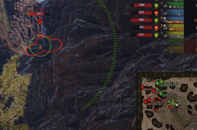 T-44が見てる