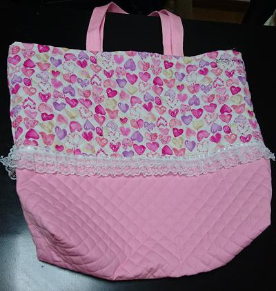 手作りの手提げ袋3