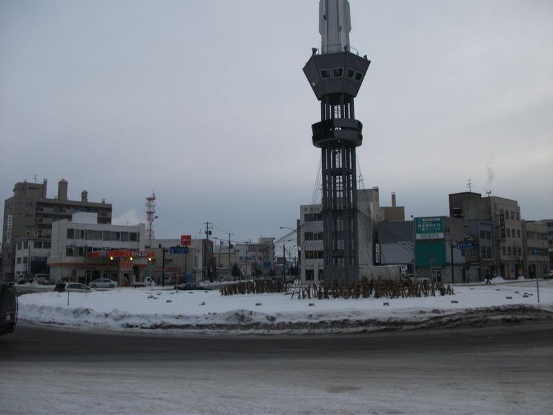 09:49 旭川ロータリー