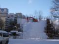 [札幌]13:31 雪祭り大雪像建造中