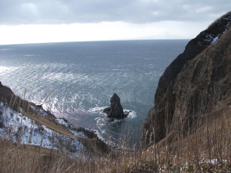 11:28 ローソク岩