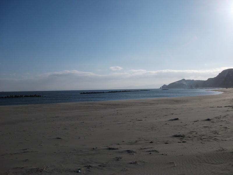 14:50 イタンキ浜