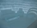 [鹿追][然別湖][温泉] 13:34 アイスホテル 氷のソファ