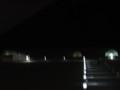 [鹿追][然別湖[温泉]] 19:25 然別湖コタン夜景