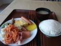 [鹿追][然別湖][ビュッフェ][温泉][宿飯] 07:08 朝食