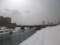 12:07 豊平橋付近