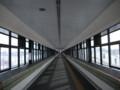 [札幌] 14:55 平和駅跨線橋内部