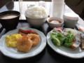 [稚内][ビュッフェ][温泉][宿飯] 06:42 朝食バイキング@宿泊先