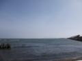 [稚内] 09:20 稚内湾から宗谷岬方向