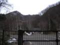 [札幌] 定山渓ダム 閉鎖中