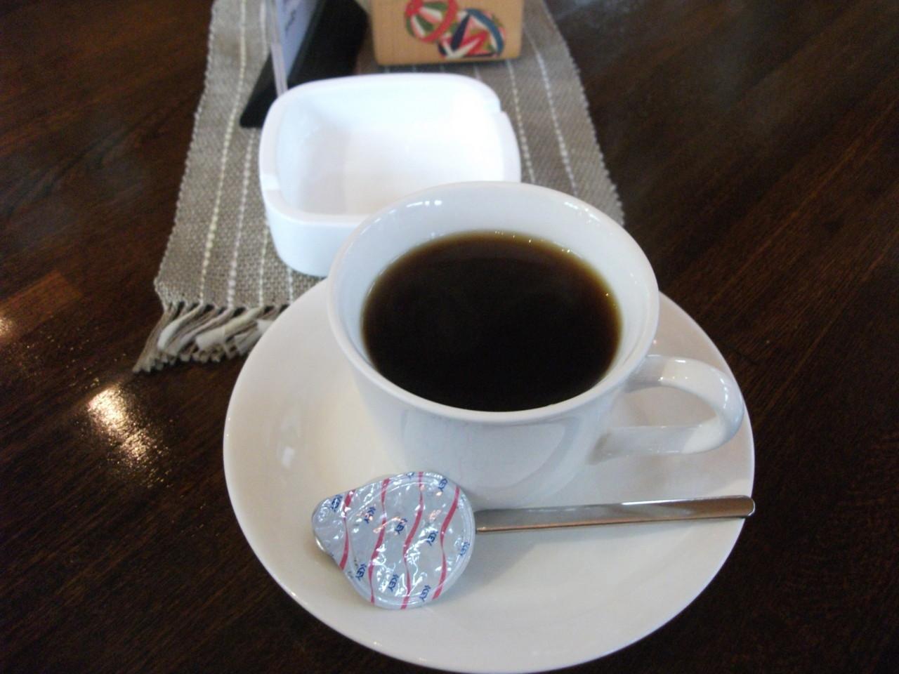 道の駅 まるせっぷ 木芸館 コーヒー