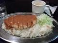 [根室][洋食] ニューモンブラン エスカロップ