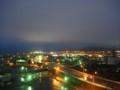 [厚岸] 道の駅 厚岸グルメパーク 展望台からの夜景