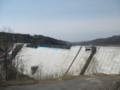 [当別] 当別ダム建造中 西側
