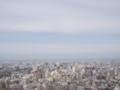 [札幌][円山] 札幌中心部方面@山頂