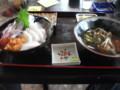 [石狩][食堂][丼] お食事処 前浜 四色丼